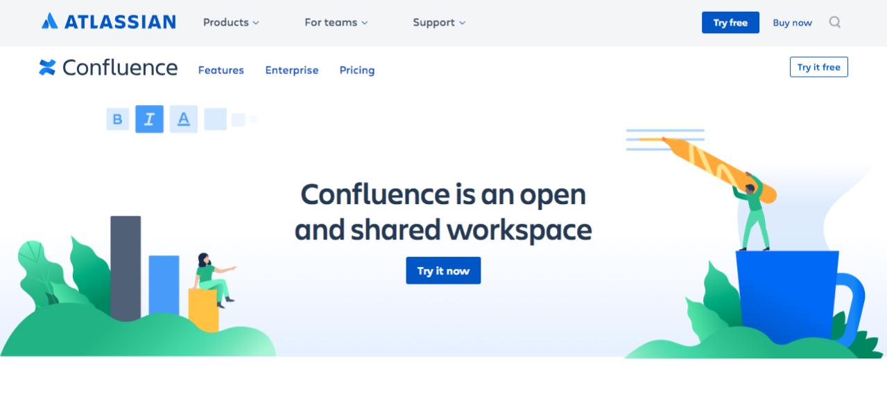 Atlassian Not SharePoint Alternatives