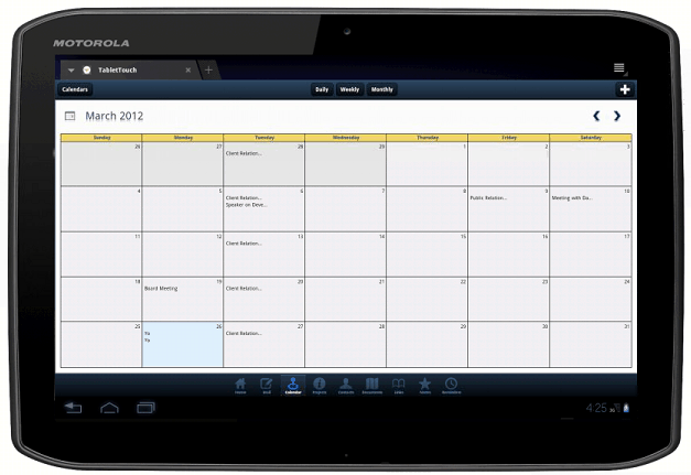 "Calendar Layout Android : Search results for ""sync google calendar with android"