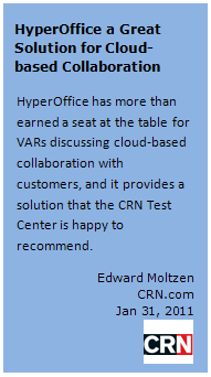 review of HyperOffice
