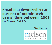 mobile email study