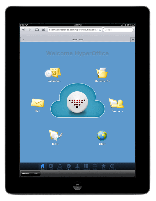 ipad business collaboration app