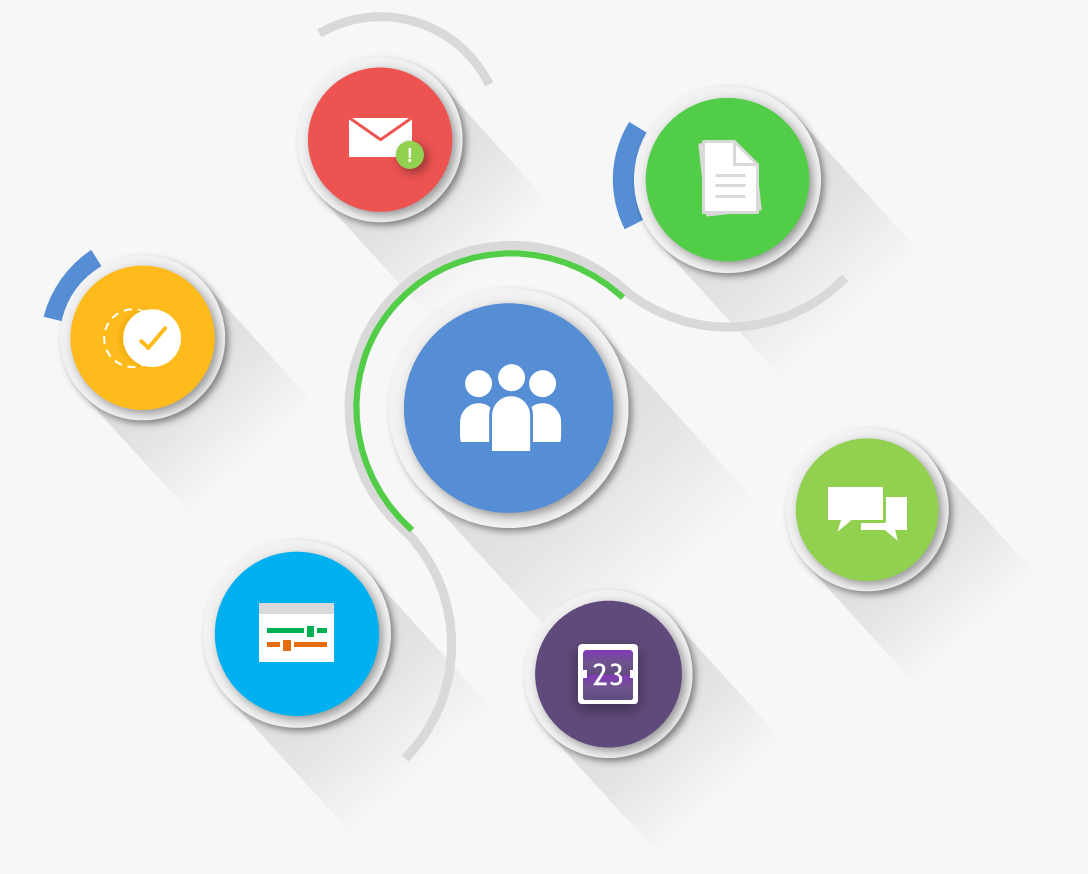Collaboration Software Share Documents Online Cloud